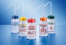 KAUTEX  Wash Bottles, Wide Mouth