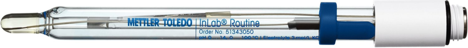 InLab® Routines for Quick Results in Clean, Aqueous Solutions  METTLER TOLEDO