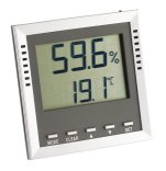 Dostmann  Temperature-Humidity Instrument TA 100 Humidity Alert