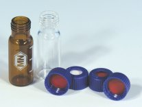 Screw Vials with Short Scale Screw and Screw Caps  MACHEREY-NAGEL
