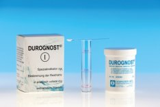 Heyl  Colorimetric Rapid Determination Kit DUROGNOST® SR 0