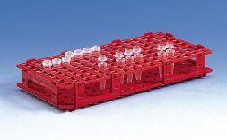 Microcentrifuge Tube Racks, Coloured  BRAND